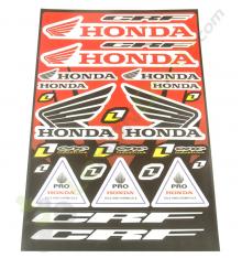 Stickers autocollants HONDA