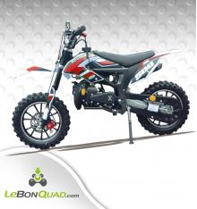Pocket cross LBQ XTM500 49cc ROUGE