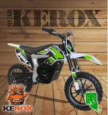 Pocket cross électrique KEROX E-Mico VERT