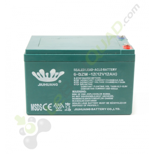 Batterie 6-DZM-12 12V12Ah de quad électrique - Quad enfant