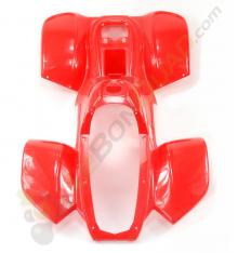 Kit plastique de Quad Puma ROUGE