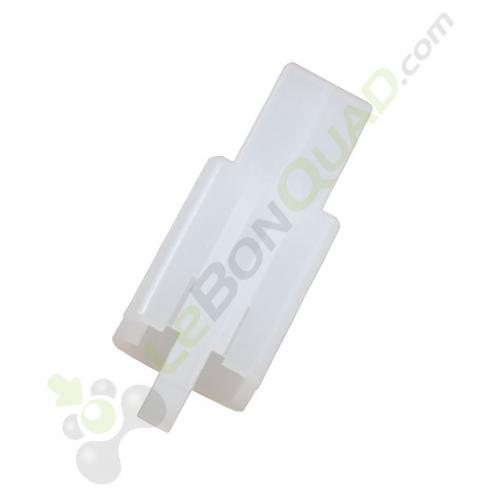 Cache connecteur 2 broches avec clips de pocket - Quad enfant