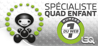 quad enfant quad pocket