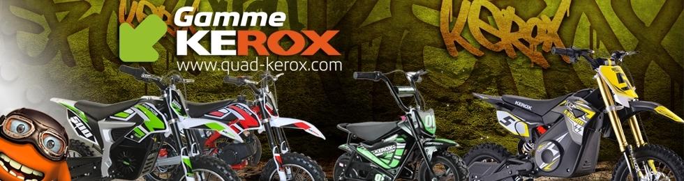 Moto enfant KEROX - Quad enfant