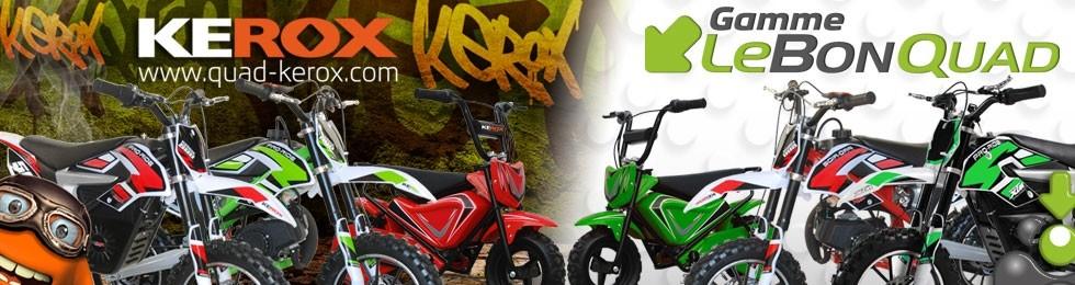 Moto enfant, pocket cross, dirt bike et pit bike - Quad enfant