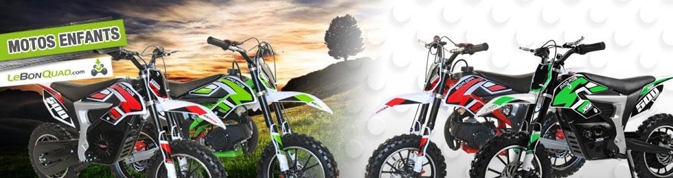 Pièces détachées Moto enfant - Quad enfant