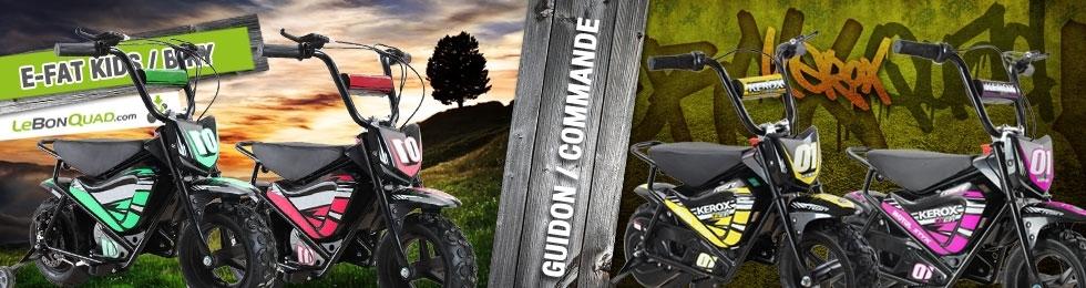 Guidon / Commande - Quad enfant